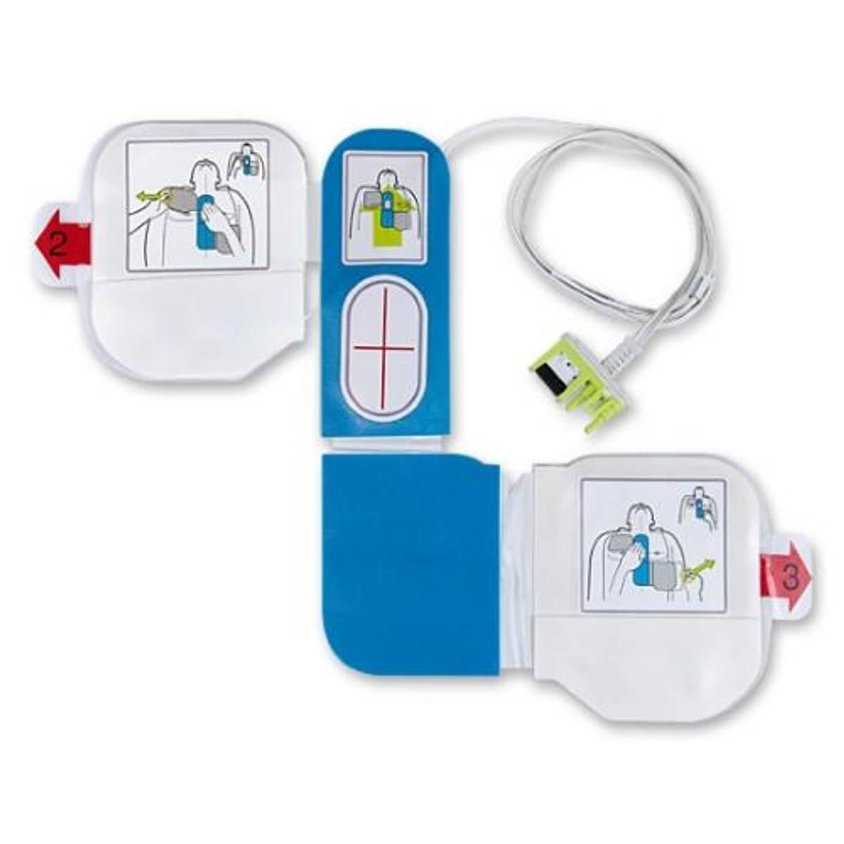 Zoll elektroder CPR-D pads