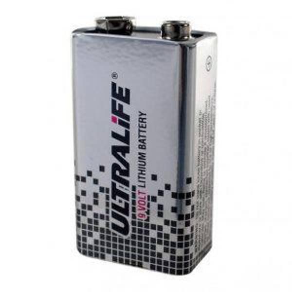 Bilde av Hjertestarter 9V lithium batteri