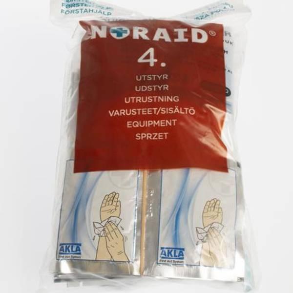 Bilde av Noraid refill - Nr. 4 Utstyr